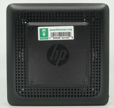 HP T520 Thin Client AMD GX-212JC SOC 1.20GHz 4GB DDR3 8GB SSD No OS