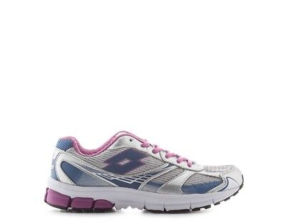 Tessuto Donna Running Argento R8520 Lotto Scarpe hQxCtrds