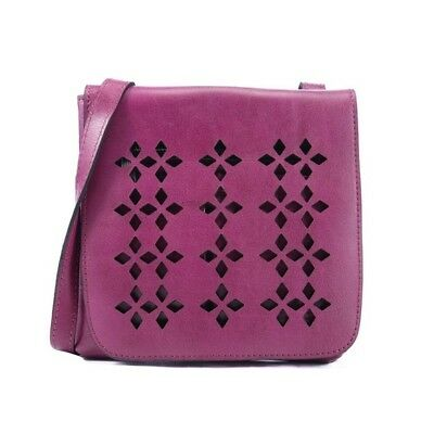 Patricia Nash Women's Granada Crossbody Purple