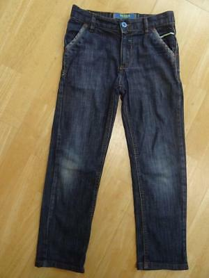TED BAKER boys blue denim straight leg jeans AGE 8 YEARS EXCELLENT COND
