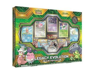 Legacy Evolution Pin Collection - Englisch