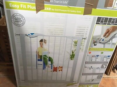 lindam stair gate With 7cm Extension - Brand New In Box