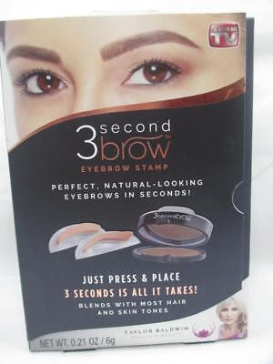 3 Second Brow Eye Stamp Kit Press Place By Taylor Baldwin Color Fits Most