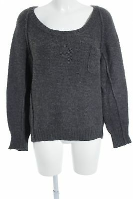 CLOSED Wollpullover grau Casual-Look Damen Gr. DE 40 Pullover Sweater 95f2e2b557