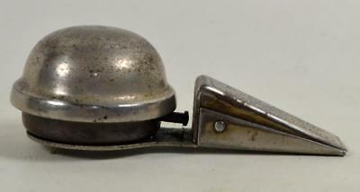 Antique Clockwork Automatic Intruder ALARM BELL Door Alarm Bicycle c.1908 - RARE