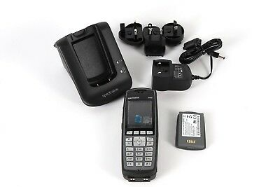 SPECTRALINK 8440 WIRELESS VoIP Phone Bundle w/ Dual Charger Battery Power  Supply