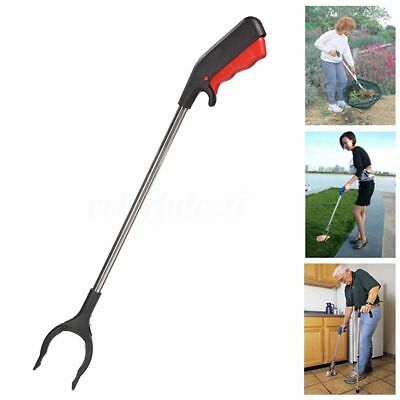 Handy Pick Up Litter Pickers Grippers Mobility Assistance Reacher Grabbers WE9