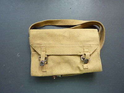 New Old Stock WWII Canadian Bren Spare Parts Wallet