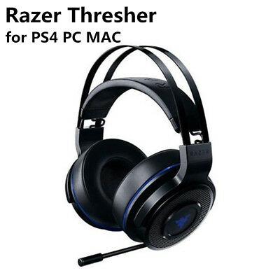 Razer Thresher 7.1 Dolby Sound Wireless Surround Gaming Headset for PS4 PC MAC