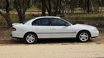 2000 Commodore VT Sedan Official Olympic Games Vehicle