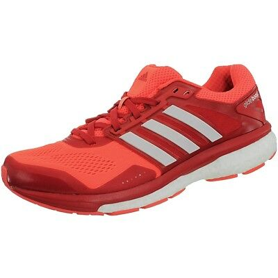 9d9db841adf Adidas Supernova Glide Boost 7 M red white men s running shoes jogging shoes  NEW