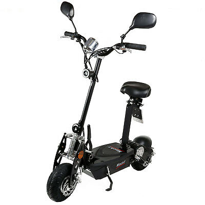 Mach1 E-Scooter 500W 36V mit Strassenzulassung Mofa Scooter Elektro Roller 1693