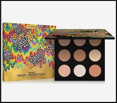 Smashbox Holidaze Contour & Spotlight Highlighting Palette Holiday 2018