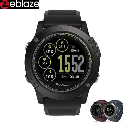 Zeblaze VIBE 3 HR Smart Watch Sport IP67 Long Standby 24h Heart Rate IOS Android
