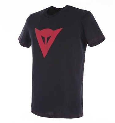 T-Shirt Dainese Speed Demon schwarz/rot Gr. XL