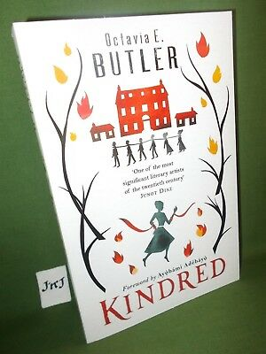 Octavia E Butler Kindred Uk Paperback Edition  New & Unread 2018
