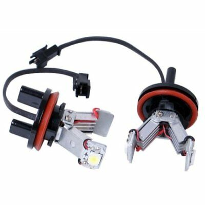 Akhan STLH82–SMD LED Angel Eyes luci di posizione 6W H8adatto per BMW S JtH5