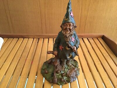 Tom Clark Gnome is THE WIZ Retired 1992 Dated 1983 #95 Mint COA