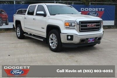 2014 Sierra 1500 SLT 2014 GMC Sierra 1500, White Diamond Tricoat with 85,170 Miles available now!