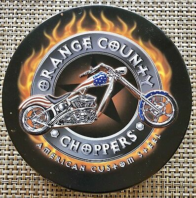 Rare Limited 2004 W.R. CASE & SONS Orange County Choppers Pocket Knife, NEW NR