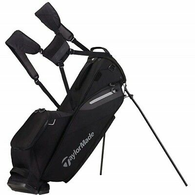 TaylorMade Flextech Lite Stand Bag-Color Black *NEW*
