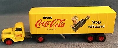 Coca Cola Ford Tractor Trailer Truck Ahl Hartoy In 1993 Work Refreshed