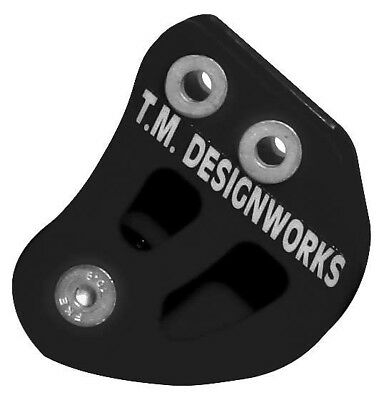 TM Designworks Rear Chain Guide and Powerlip Roller Black #RCG-SUZ-BK Suzuki