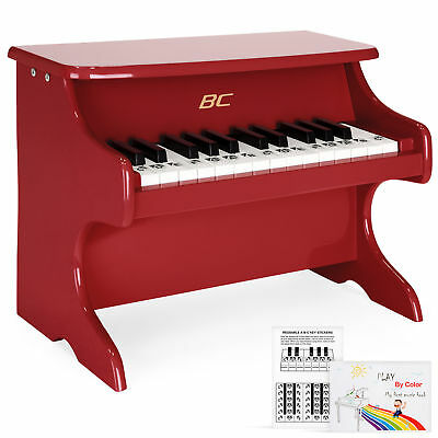 BCP Kids 25-Key Educational Learn-To-Play Piano