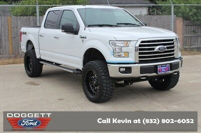 2017 F-150 TEXAS EDITION XLT 2017 Ford F-150 TEXAS EDITION, Oxford White with 32 Miles available now!