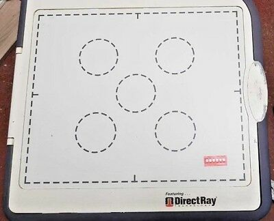 General Electric Flat Panel Directray DR 1000 Bucky with software + consoles
