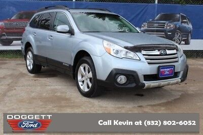 2013 Outback 3.6R Limited 2013 Subaru Outback, Ice Silver Metallic with 48,139 Miles available now!