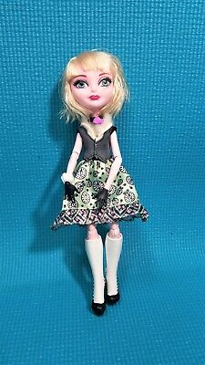 Monster High Ever After Doll Jointed Articulated Blonde hair ooak