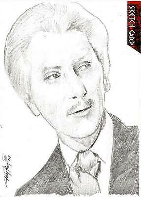 Dr Doctor Who Daleks 2150AD Sketch Card by Jay Pangan III of The Doctor [ C ]