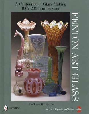 Fenton Art Glass: 1907-2007 Collector Reference Guide w over 1000 pcs Shown