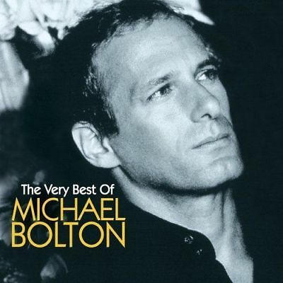 Michael Bolton ~ Very Best of ~ NEW CD Album ~ Greatest Hits Collection