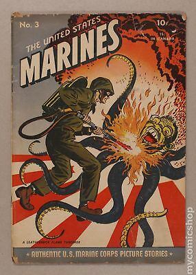 United States Marines #3 1944 GD+ 2.5
