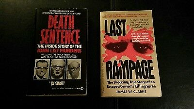lot of 2 true crime paperbacks