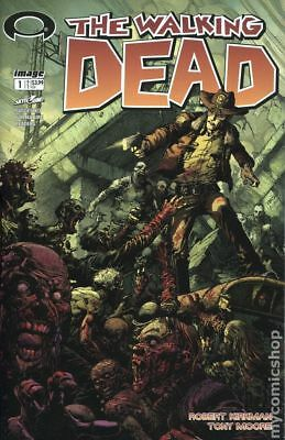 Walking Dead 15th Anniversary (Image) 1A 2018 VF Stock Image