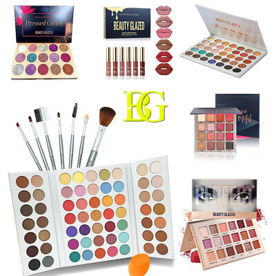 BEAUTY GLAZED Limited Edition Eyeshadow palette Shimmer/Matte Eyeshadows Makeup