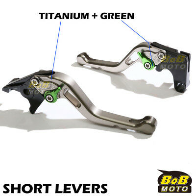 Fit Yamaha TMAX 530 XP500 15 16 Titanium Short CNC Brake Clutch Levers STN AU