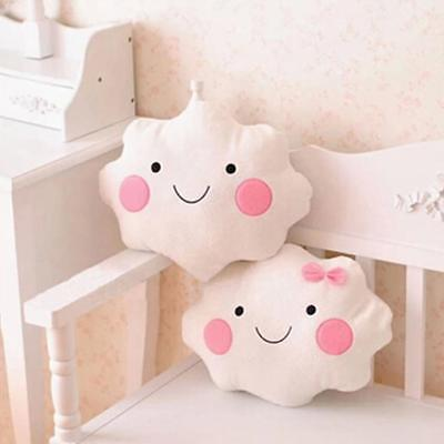 Cute Cloud Cushion Sweet Dreams Childrens Kids Nursery Pillow Soft Stuffed Toy