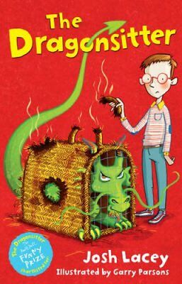 The Dragonsitter by Josh Lacey 9781849394192 (Paperback, 2012)