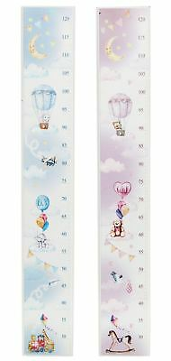 Children's Measuring Growth Height Chart For Bedroom Nursery Playroom