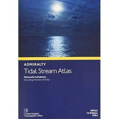 Falmouth to Padstow (Admitalty Tidal Stream Atlases) - Paperback NEW Unknow 2003
