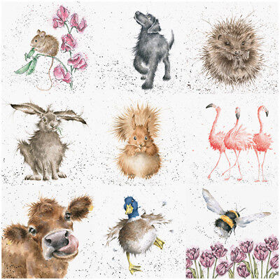 Wrendale Greeting Card Birthday Blank Cards by Hannah Dale