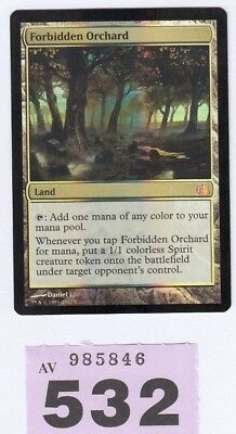 MTG Magic the Gathering - Forbidden Orchard - Foil - From the Vault: Realms