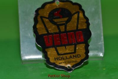 Vintage-bicycle-Tablet-Logo-of-the-manufacturer-Veeno-4935