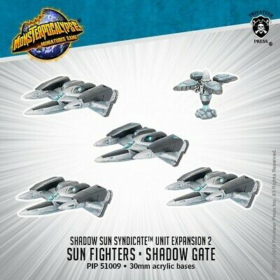 Shadow Sun Syndicate: Sun Fighters & Shadow Gate PIP 51009