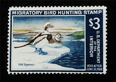 nystamps US Duck Stamp # RW34 Mint $125