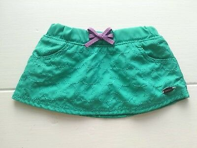 American Girl doll TRULY ME TEAL SKIRT clothes accessories genuine